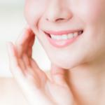 バリア機能正常化して美肌を保つ女性
