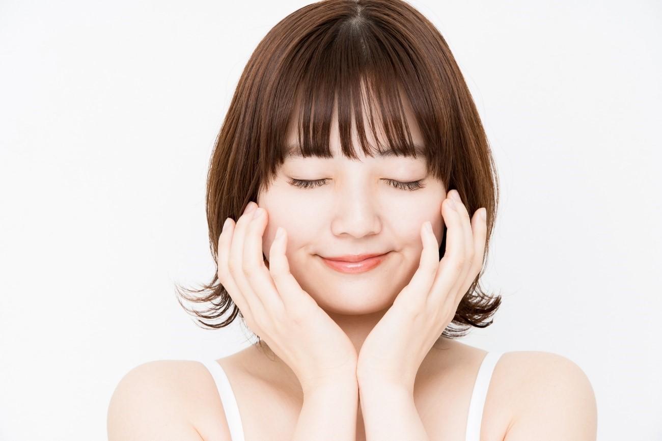 スキンケアと日常生活の見直しで混合肌を改善した女性