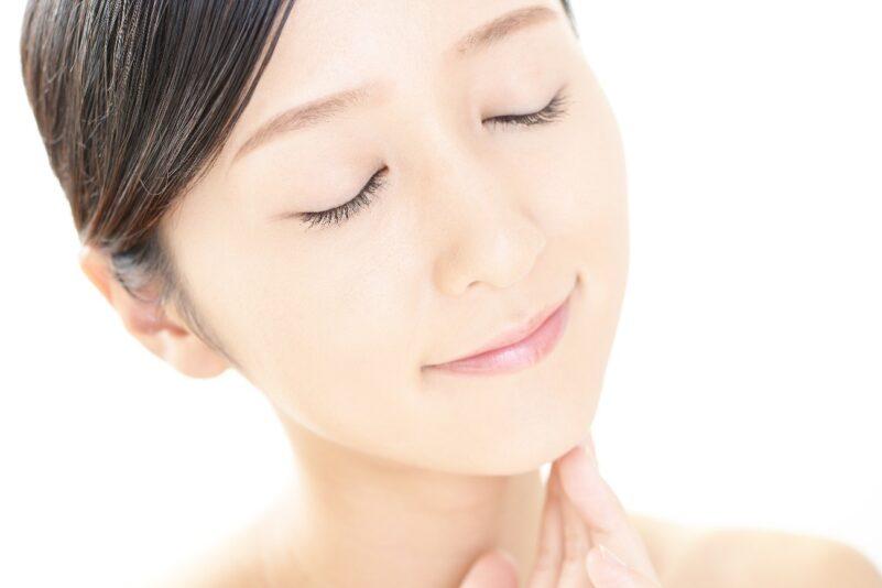 表皮ブドウ球菌がバランスよく存在して健康な肌